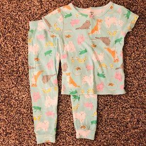 Carter's Toddler Girl Pajamas